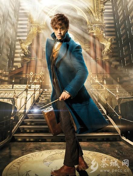 《哈利·波特》衍生片《神奇动物在哪里》正式预告